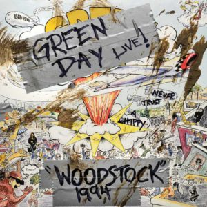 Green Day – Woodstock 1994