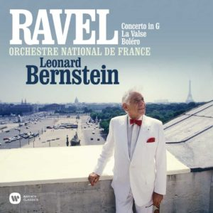 Leonard Bernstein / Orchestre National de France – Ravel : Concerto in G, La valse, Bolero