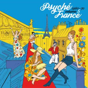 Various Artists – Psyché France Vol 5