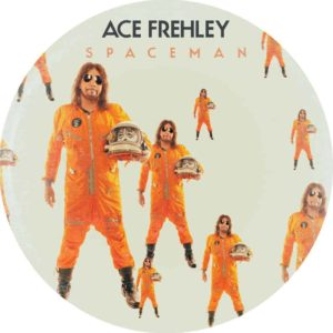 Ace Frehley – Spaceman (picture disc + poster)