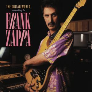 Frank Zappa – The Guitar World According To Frank Zappa