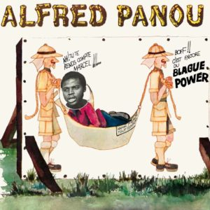 Alfred Panou & the Art Ensemble of Chicago – Je suis un sauvage / le moral nécessaire""