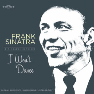 Frank Sinatra – Best Of – I Won't Dance