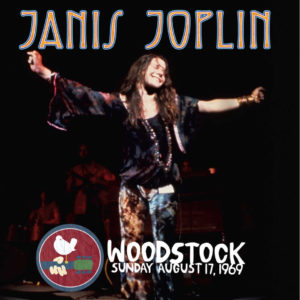 Janis Joplin – Woodstock Sunday August 17, 1969
