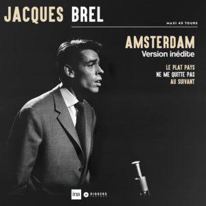 Jacques Brel – Amsterdam