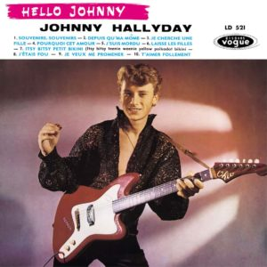 Johnny Hallyday – Hello Johnny Gravé