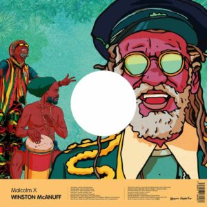 "Inna De Yard featuring Horace Andy / Winston McAnuff – ""Horace Andy """"Skylarking"""" Winston McAnuff  """"Malcom X"""""""