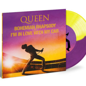 Queen – Bohemian Rhapsody / I'm In Love With My Car