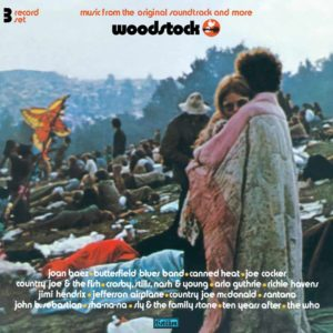 Various Artists – Woodstock – Mono PA Version