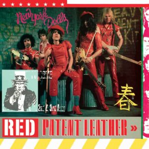 The New York Dolls – Red Patent Leather
