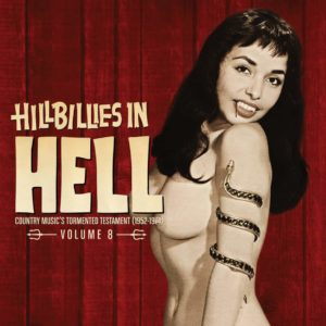 Various Artists – Hillbillies In Hell: Volume 8
