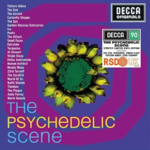Various Artists – The Psychedelic Scene