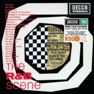 Various Artists – The R&B Scene