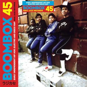 Various Artists – Boombox 45
