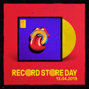The Rolling Stones – She's A Rainbow Record Store Day 2019 10""