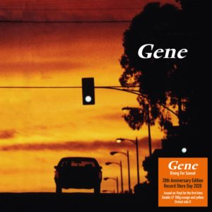 GENE – RISING FOR SUNSET / 20TH ANNIVERSARY EDITION