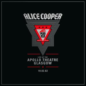 Alice Cooper – Live from the Apollo Theatre Glasgow Feb 19.1982