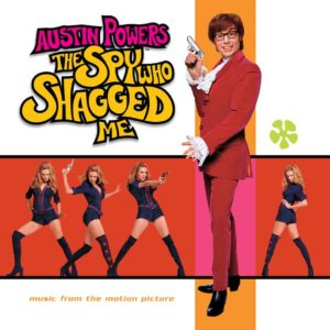 Various Artists – Austin Powers: The Spy Who Shagged Me