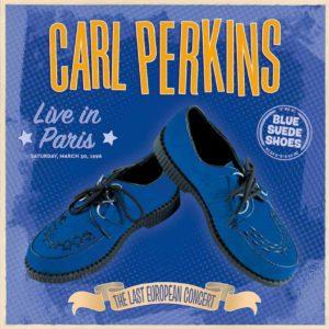 Carl Perkins – Live In Paris