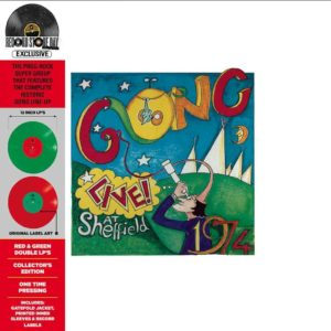 Gong – Live! At Sheffield 1974