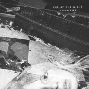 """Various Artists – Detroit Punk Archive presents """"The End of the Night (1976-1983)"""""""