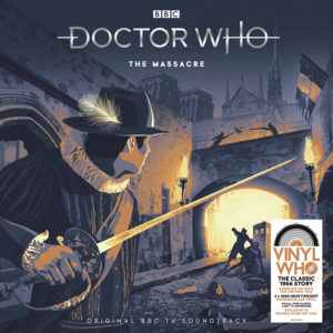 DOCTOR WHO –  DOCTOR WHO / THE MASSACRE