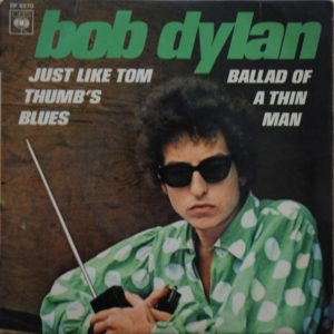 Bob Dylan – The Ballad Of a Thin Man