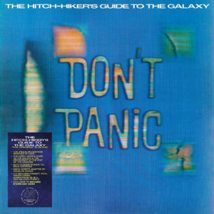 HITCHHIKERS GUIDE TO THE GALAXY –  THE HITCHHIKERS GUIDE TO THE GALAXY / THE RADIO SERIES