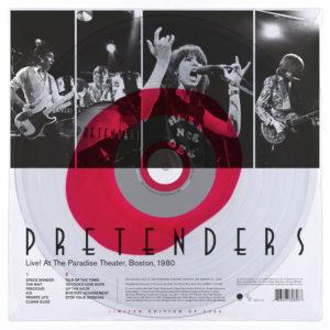 Pretenders – Live! At the Paradise, Boston, 1980.