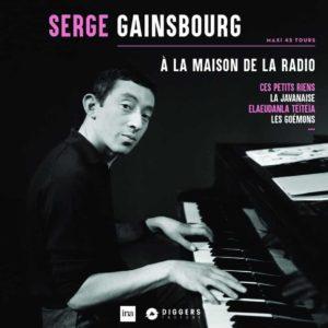Serge Gainsbourg – A la Maison de la Radio