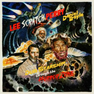 LEE SCRATCH PERRY	– MEETS DANIEL BOYLE TO DRIVE THE DUB STARSH