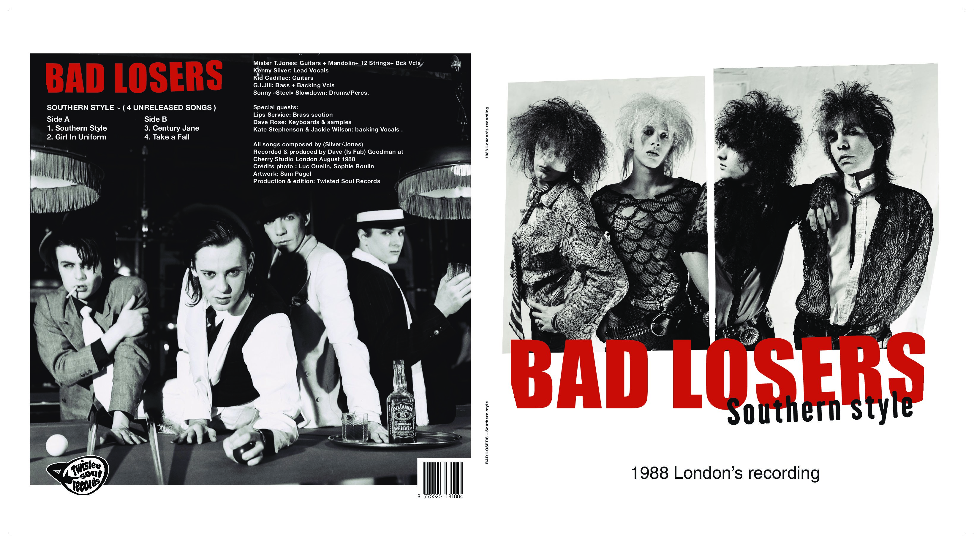 Bad Losers – Southern Style
