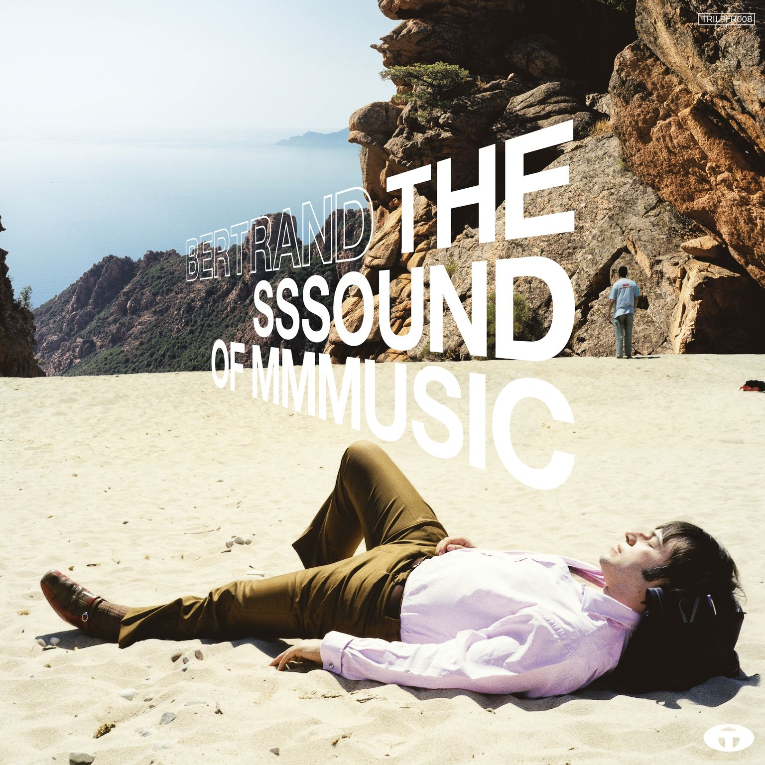 Bertrand Burgalat - The Sssound of Mmmusic - Disquaire Day