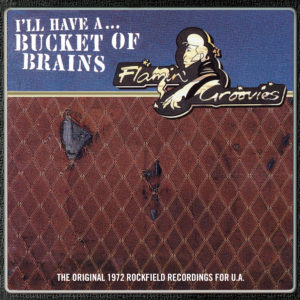 Flamin' Groovies – A Bucket Of Brains