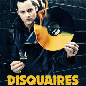 Francis Dordor – Disquaires, une histoire – la passion du vinyle
