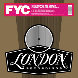 Fine Young Cannibals – She Drives Me Crazy (Cerrone & Dimitri From Paris Remixes)